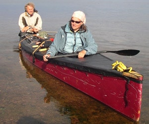 Canoes for Far North Paddling