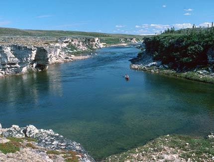 Clarke Thelon River Canoe Trip
