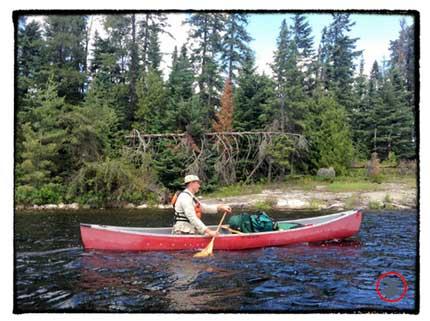 Canoe the Queticor