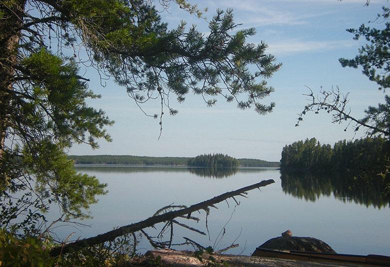 Woodland Caribou Park Canoe Trip Photo courtesy Keasley Jones