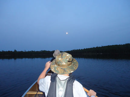 BWCAW Canoe Trip Photo courtesy Vin Carlson