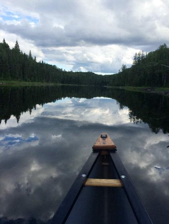 canoe trip Wabakimi