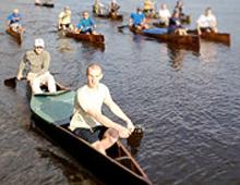 Advanced Canoeing
