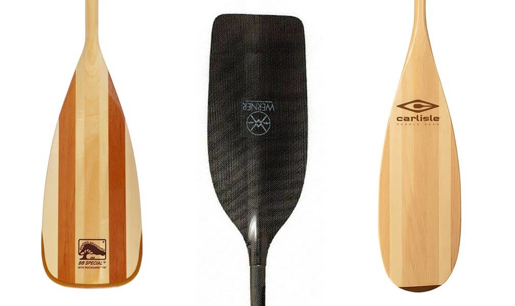 About Canoe Paddles - Choosing the Right Length and Use