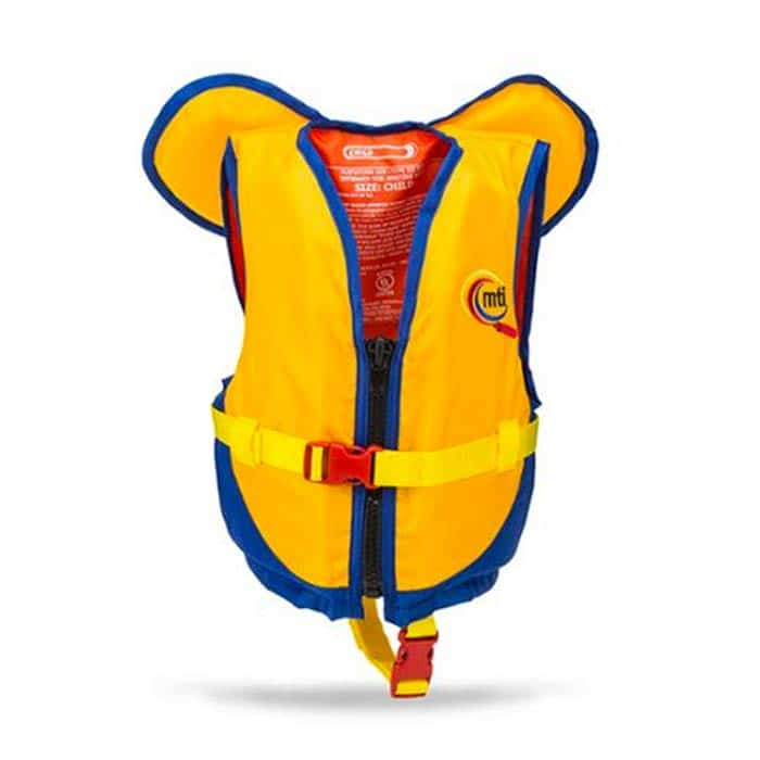 Mti Child Pfd With Collar 183 Life Jackets Pfds Youth