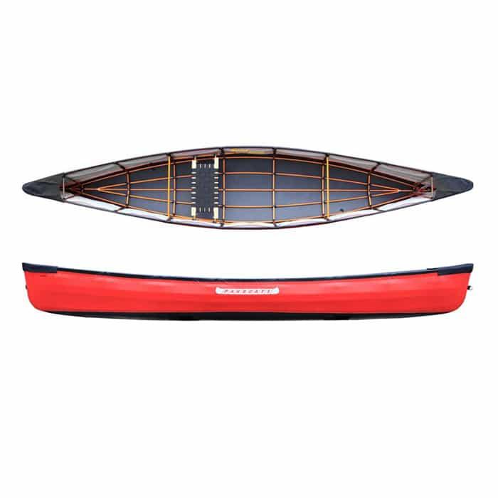 PakCanoe 140 – 14′ Solo Folding Canoe by Pakboats