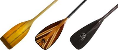 canoe paddles the ultimate guide canoeing com