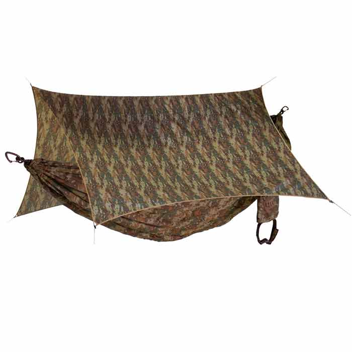 Medium image of eno camolink xl hammock shelter system