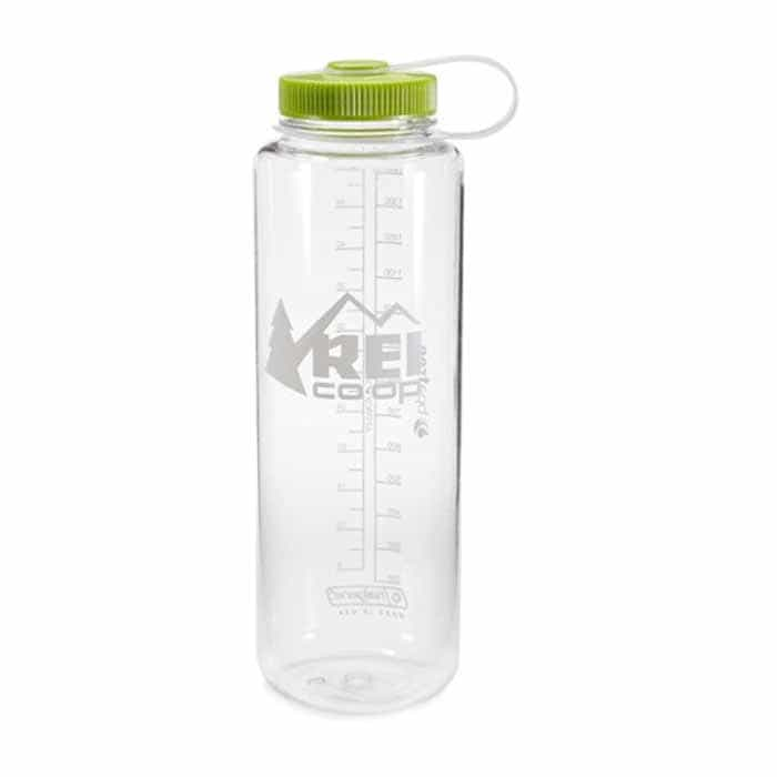 rei co-op nalgene wide-mouth loop-top water bottle · water treatment ...