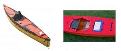 Canoe gear spray deck covers