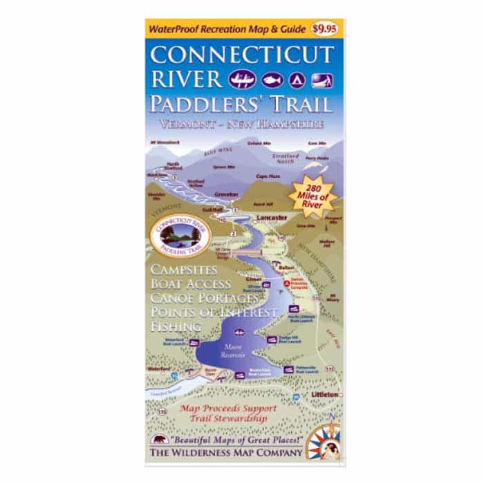 Connecticut River Paddlers Trail Map · Navigation