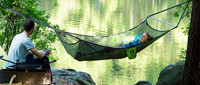Hammocks for Canoeing