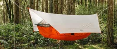 Hammock Tents for Canoe Camping