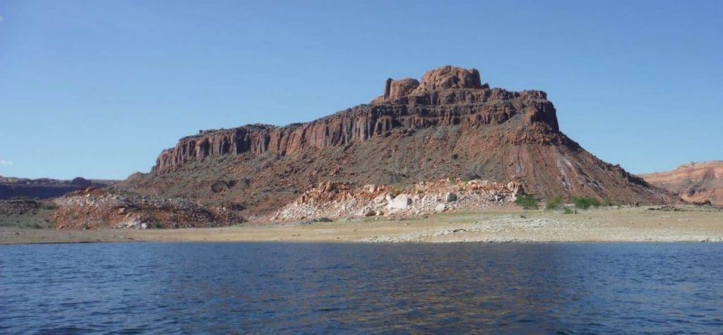 Lake Powell Trip Log Canoeingcom