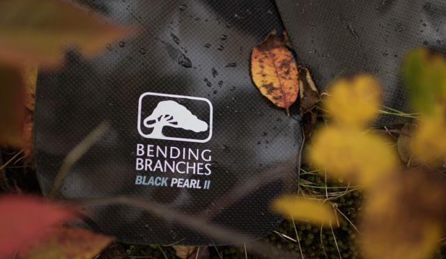 Bending Branches Black Pearl II Canoe Paddle