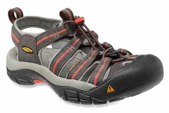 Keen Newport Sandals for Canoeing
