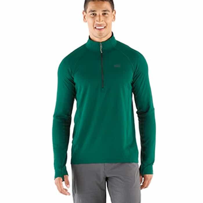 03e494af REI Co-op Screeline Half-Zip Long-Sleeve T-Shirt - Men's · Shirts ...