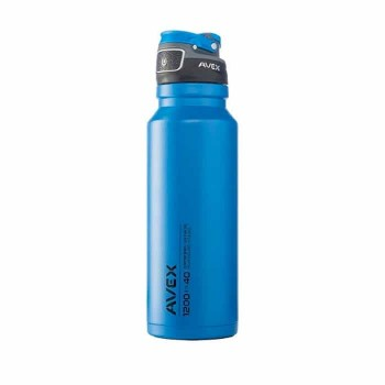 AVEX FreeFlow Stainless-Steel Vacuum Water Bottle