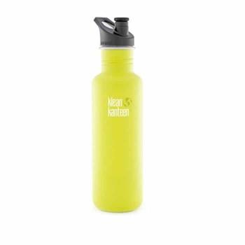 Klean Kanteen Classic Water Bottle with Sport Cap