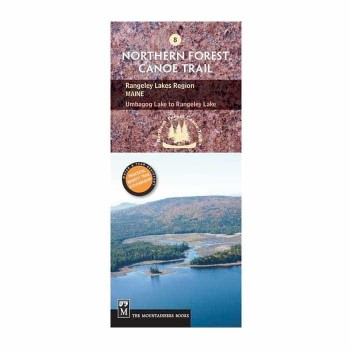Northern Forest Canoe Trail Map 8: Umbagog Lake to Rangeley Lake