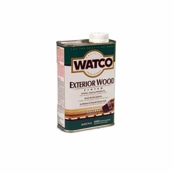 Watco Gunwale & Trim Care